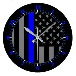 Relógio Grande Os EUA embandeiram o memorial simbólico fino de