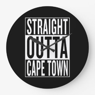 Relógio Grande outta reto Cape Town