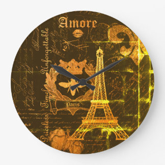 Relógio Grande Paris: Excursão Eiffel do La