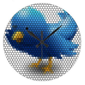 Relógio Grande Pássaro pequeno do Twitter