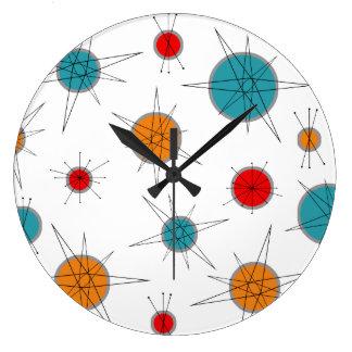Relógio Grande Planetas atômicos da era