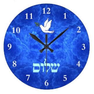 Relógio Grande Pomba - Fractal de Shalom