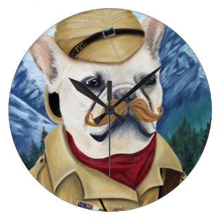 Relógio Grande Porkchop o explorador britânico