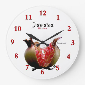 Relógio Grande Presente moderno do pulso de disparo de parede da