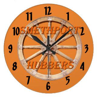Relógio Grande Pulso de disparo 2 do fã de Smethport Hubber
