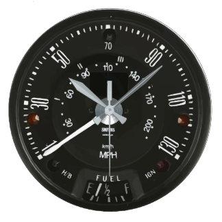 Relógio Grande Pulso de disparo clássico do Speedo dos Smiths
