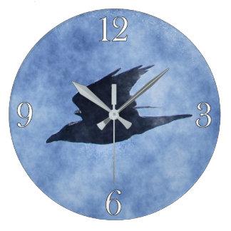 Relógio Grande Pulso de disparo da arte do Watercolour dos