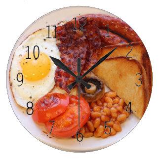 Relógio Grande Pulso de disparo da novidade do pequeno almoço