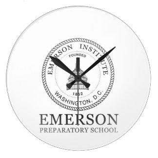 Relógio Grande Pulso de disparo de Emerson