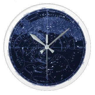 Relógio Grande Pulso de disparo do norte das constelações