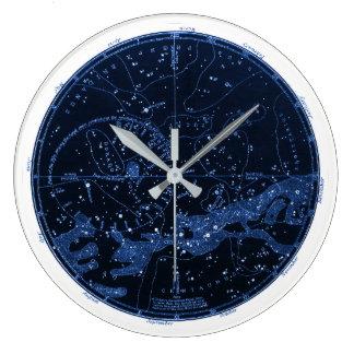Relógio Grande Pulso de disparo do sul das constelações