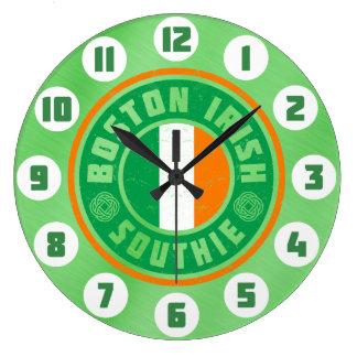 Relógio Grande Pulso de disparo irlandês de Southie do americano