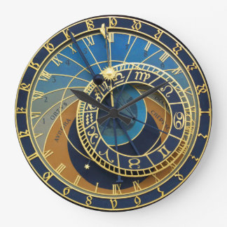 Relógio Grande Pulso de disparo-Praga astronômica Orlog
