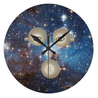 Relógio Grande Quem são você, pessoas? Alienígena do espaço
