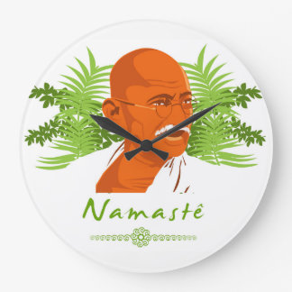 Relógio Grande Relogio Gandhi