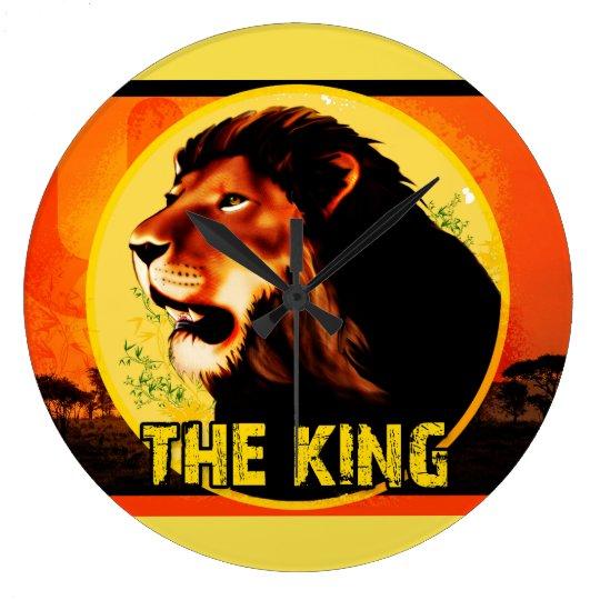 Relógio Grande Relogio The King