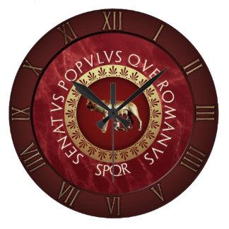 Relógio Grande Roma imperial