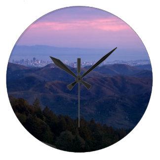 Relógio Grande San Francisco da montagem Tam