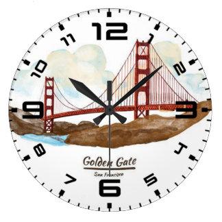 Relógio Grande San Francisco golden gate bridge
