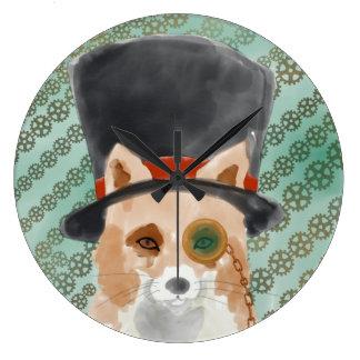 Relógio Grande Senhor Fox