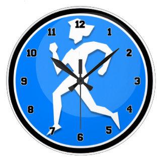 Relógio Grande Senhora Corredor