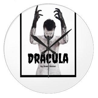 Relógio Grande Sombra escura do pulso de disparo de Dracula do