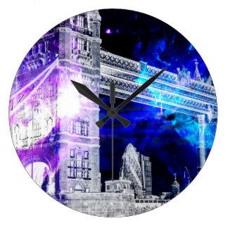 Relógio Grande Sonhos de Amorem Amisi Londres do anúncio