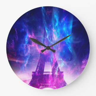 Relógio Grande Sonhos parisienses Amethyst
