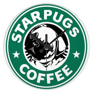 Relógio Grande StarPugs