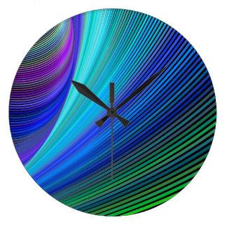 Relógio Grande Surfar em uma onda mágica