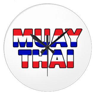 Relógio Grande Tailandês de Muay