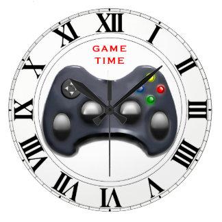 Relógio Grande Tempo do jogo de vídeo