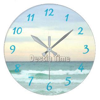 Relógio Grande Tempo perfeito em Destin, Florida