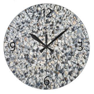 Relógio Grande Teste padrão rochoso