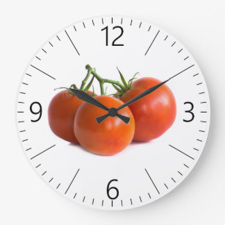Relógio Grande Tomates