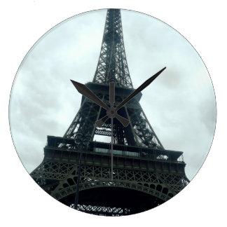 Relógio Grande Torre Eiffel
