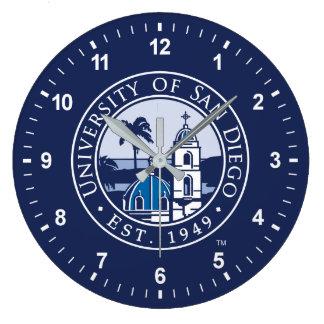 Relógio Grande Universidade de San Diego   Est. 1949
