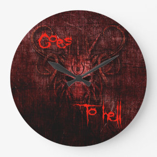 Relógio Grande Vai ao inferno