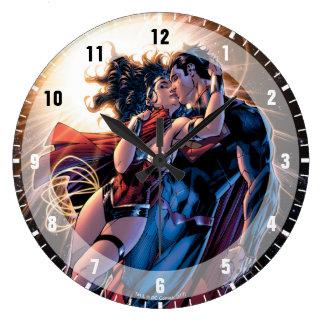 Relógio Grande Variação cómica do cobrir #12 da liga de justiça