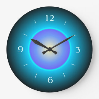 Relógio Grande Verde iluminado do design/Aqua/pulso de disparo de