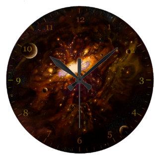 Relógio Grande Via Láctea