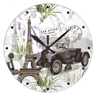 Relógio Grande Vintage Paris