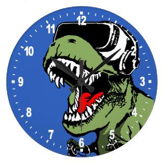 Relógio Grande VR T-rex