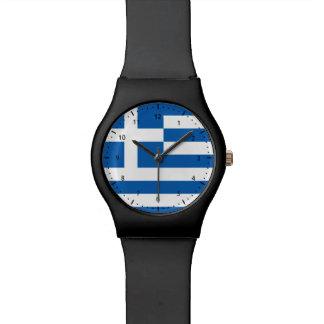 Relógio grego da bandeira