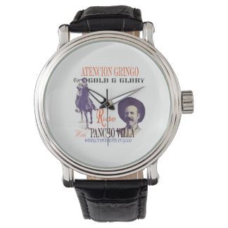 Relógio Herói do mexicano do general Pancho Villa