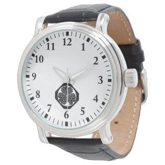 Relógio Hollyhock 11 de Tokugawa (12o Ieyoshi) 13