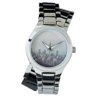Relógio Hong Kong de cima de