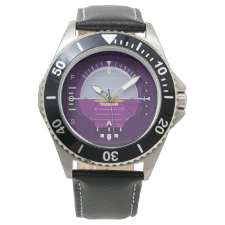 Relógio horizonte artificial
