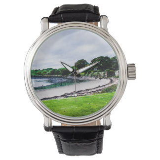 Relógio Ilha bonita de Inchcolm do Scottish