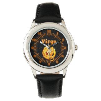 Relógio Ilustração do Virgo